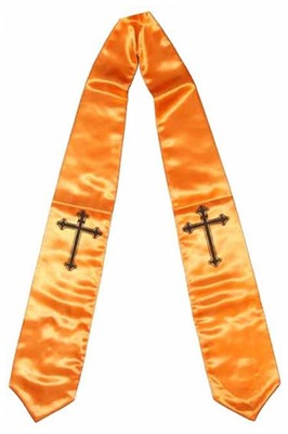 Stole with Crosses